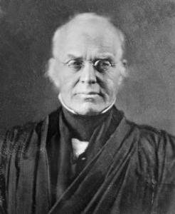Justice Joseph Story. 1844. Public Domain.