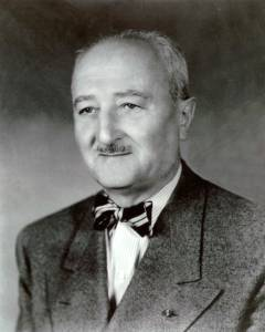 William Friedman (Photo from https://commons.wikimedia.org/wiki/File:William-Friedman.jpg in public domain)